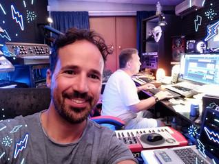 Gabriele D'Alonzo incontra Francesco Contadini, l'elaborazione in studio, il mastering e il mixing