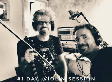 # 1 Day Violin and Strings Session