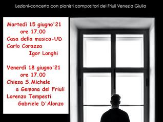 Musicologi - Casa della Musica - Gemona del Friuli - 18.06.2021