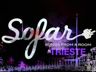 Live @ Sofar Sounds Italy, Trieste - IT