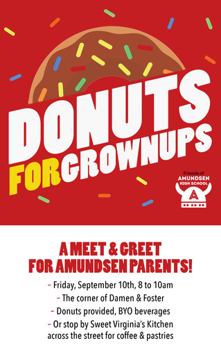 Ready to meet other AHS parents?