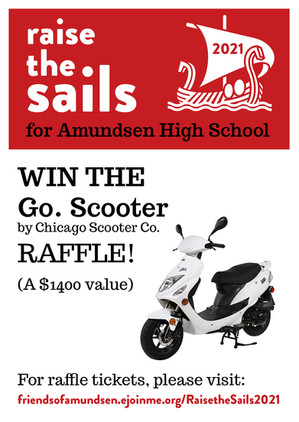 Win A Scooter and Support FOA!