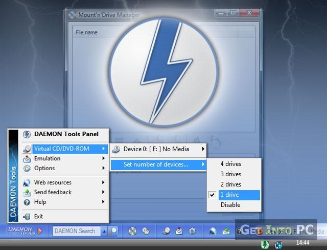 DAEMON Tools Lite Crack + Keygen [Torrent]