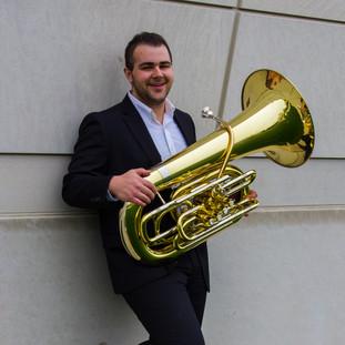 Sander Schierer - Tuba/Euphonium