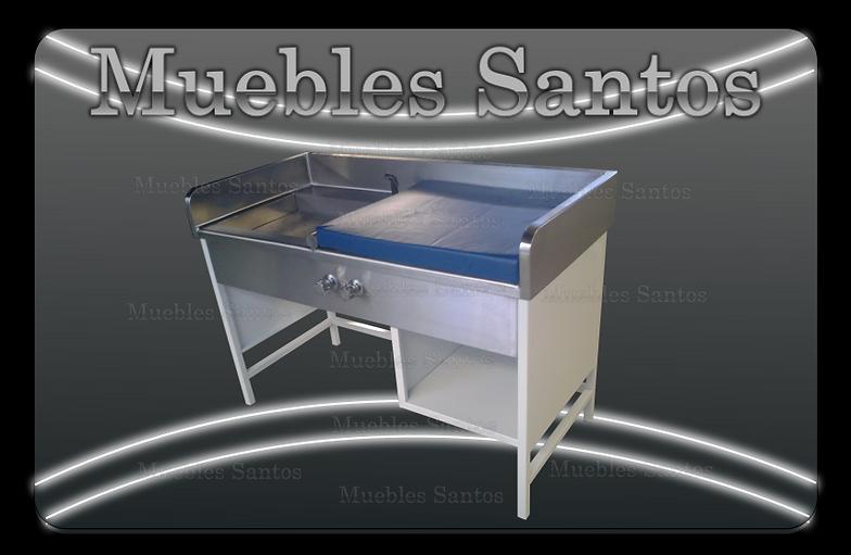 Muebles Santos. Fabricación de muebles de acero inoxidable. | Guarderias