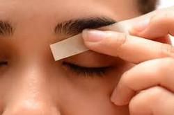 eye waxing