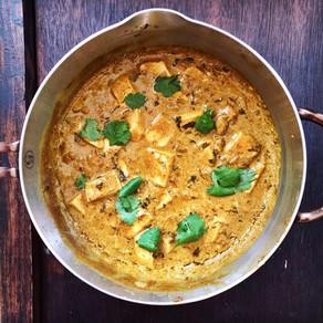 Coconut & Lime Tofu Curry