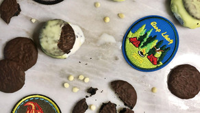 Mint Chip Mini Ice Cream Sandos