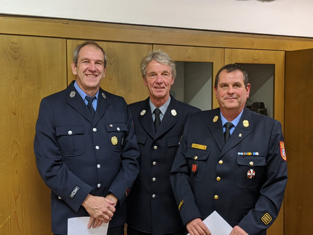 Eine neue Ära bei der Freiwilligen Feuerwehr Stadt Bad Aibling