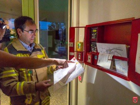 Unterweisung in Brandmeldeanlagen