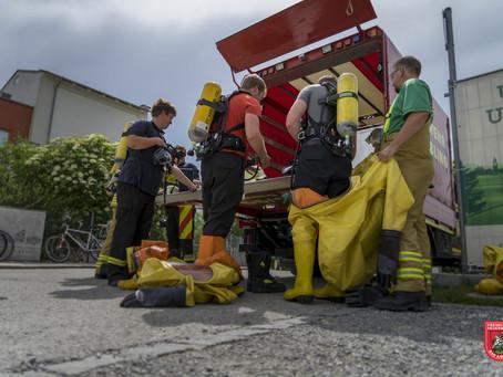 Die Feuerwehr Stadt Bad Aibling sucht Mitglieder