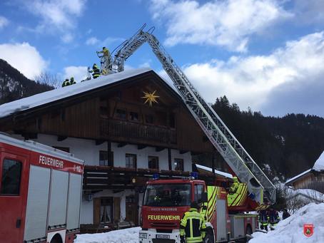 Hilfeleistung für den Landkreis Miesbach
