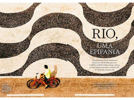 Rio, Uma Epifania