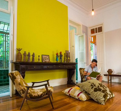 Casa Amarelo