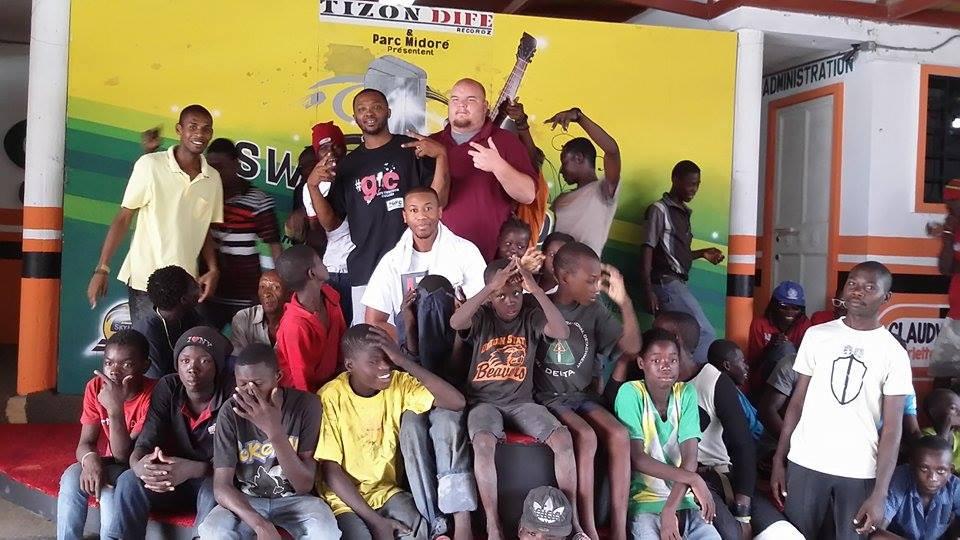 Life Through Colors in Haiti