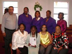 2010 Scholarship Recipient