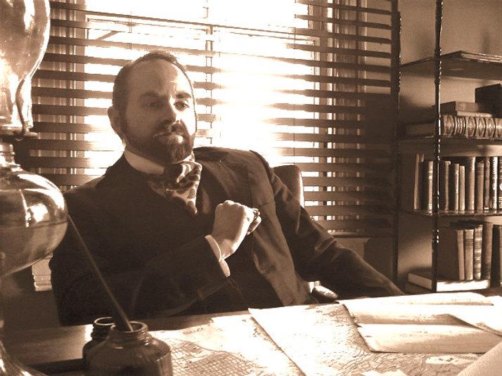 Christopher Pickhardt as Washington Roebling
