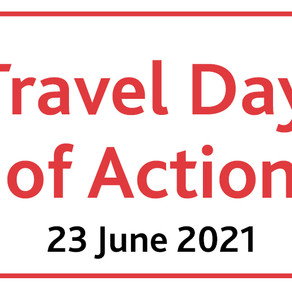 Travel Day of Action, 23 June 2021