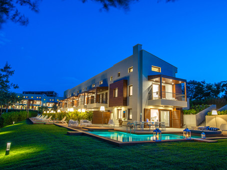 Villas in the Caribbean and Europe