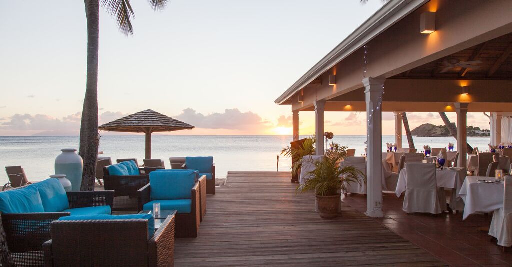 Curtain Bluff Antigua | VIE Luxury Hotel Representation