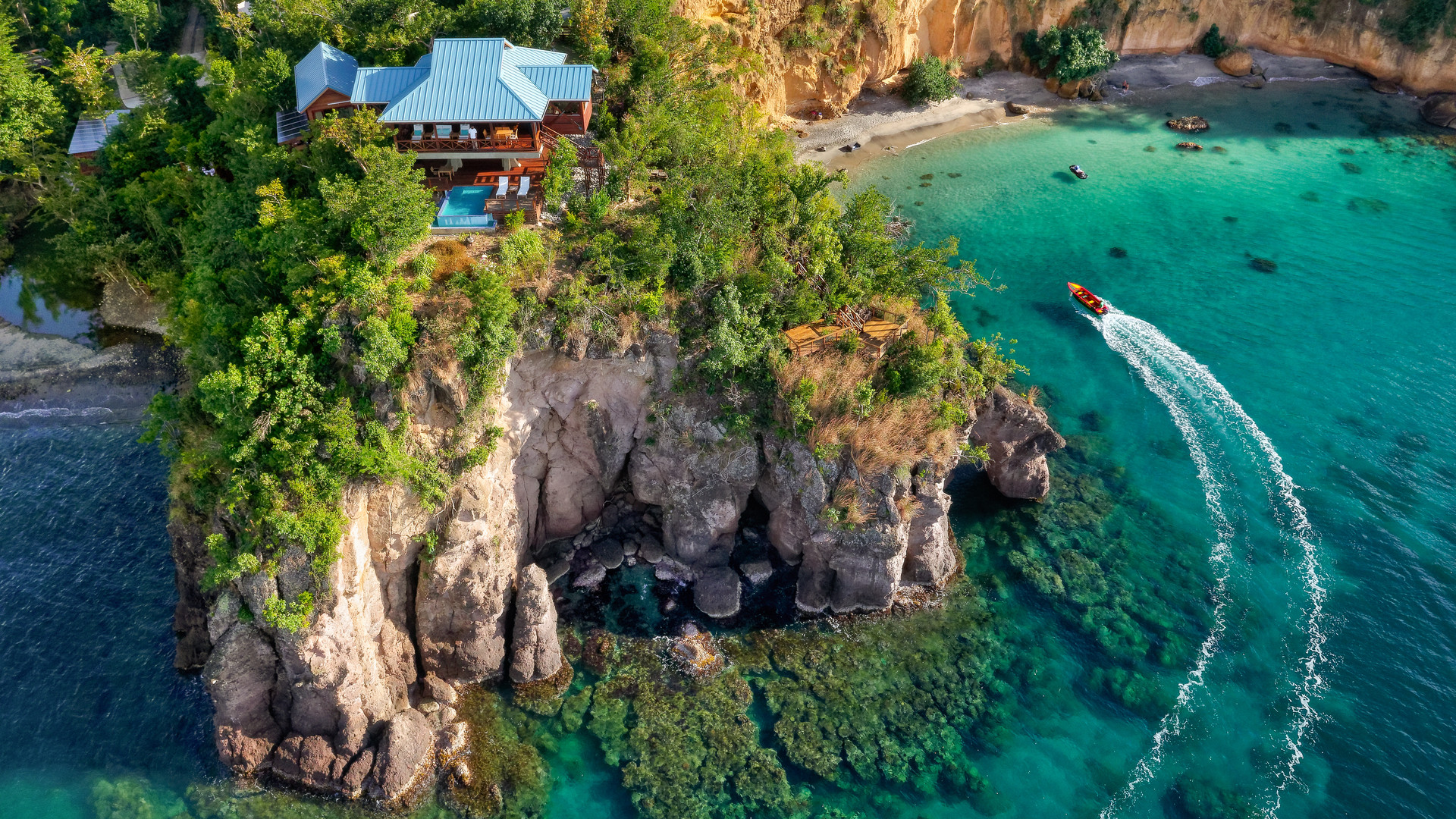 Secret Bay Dominica | VIE Luxury Hotel Representation