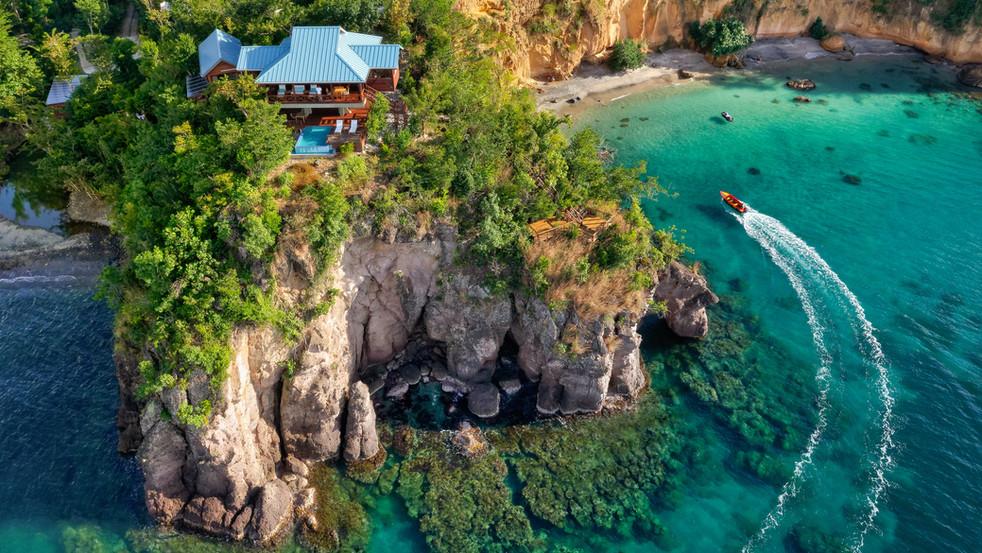 Secret Bay Dominica   VIE Luxury Hotel Representation