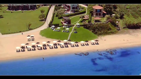 Avaton, luxury hotel in Greece, Official Video, overview of resort
