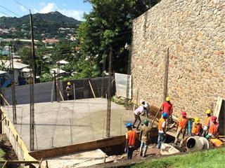 Grenada Library Project