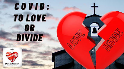 video blog Covid-to love or divide thumb