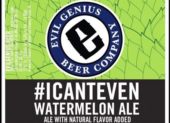 #ICANTEVEN