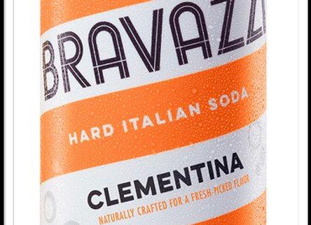 Clementina Hard Italian Soda