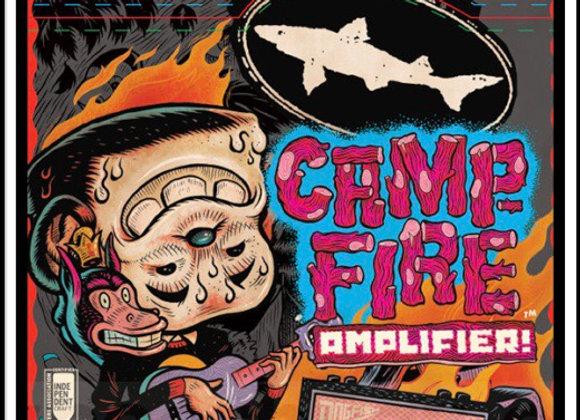 Camp-Fire Amplifier