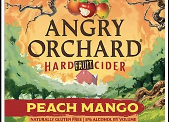 Peach Mango Hard Fruit Cider