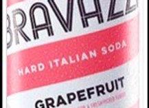 Grapefruit Hard Italian Soda