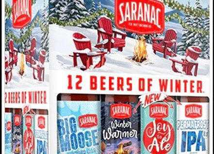 12 Beers of Winter Variety