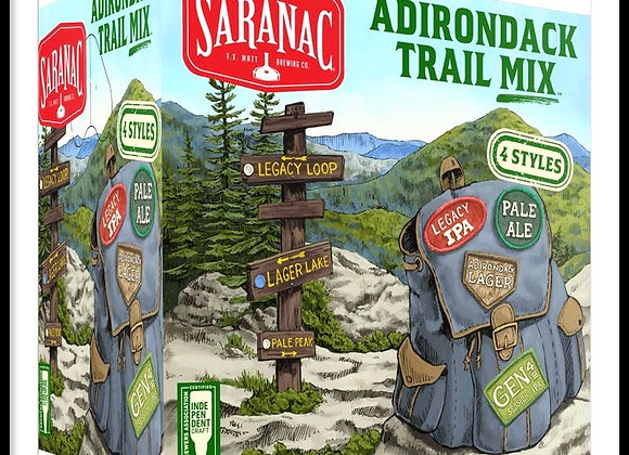 Adirondack Trail Mix