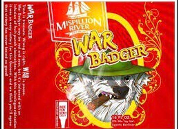 War Badger