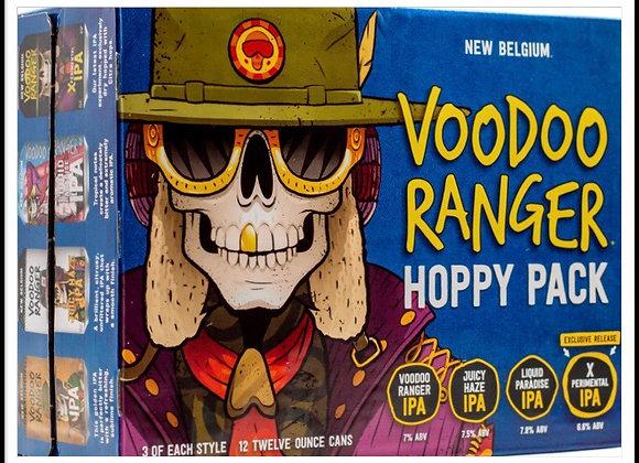 Voodoo Ranger Hoppy Pack