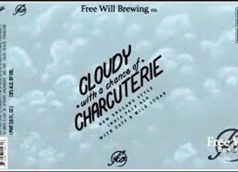 Cloudy With A Chance Of Charcuterie
