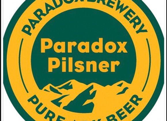 Paradox Pilsner