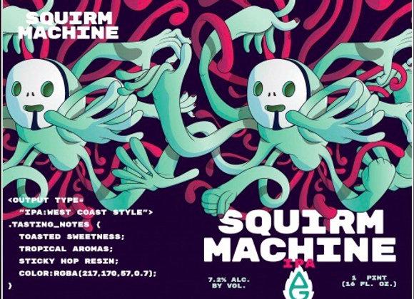 Squirm Machine