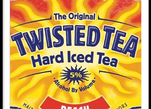 Peach Hard Iced Tea