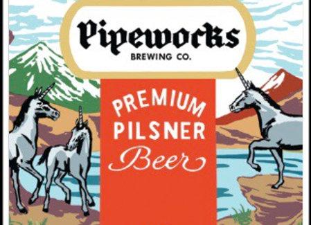 Premium Pilsner Beer