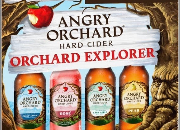 Orchard Explorer Mix Pack
