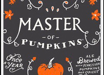 Master of Pumpkins