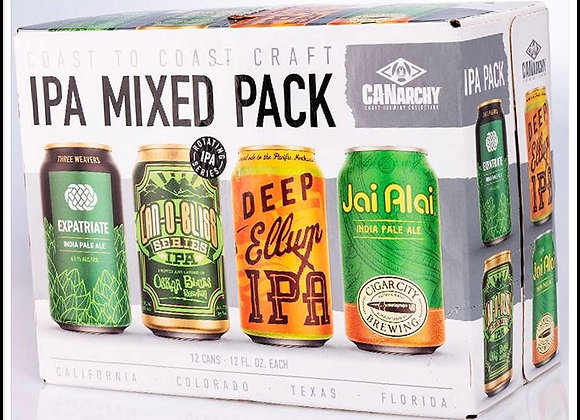 Canarchy IPA Mixed Pack