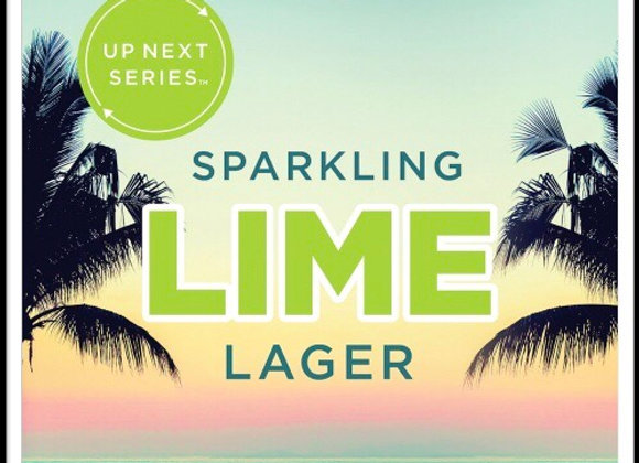 Sparkling Lime Lager