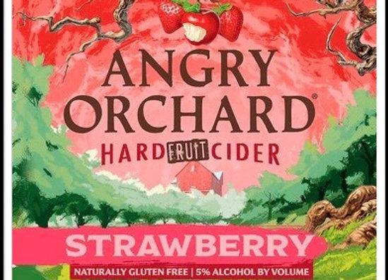 Strawberry Hard Fruit Cder