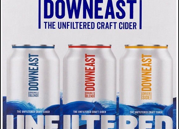 The Unfiltered Caft Cider Mix