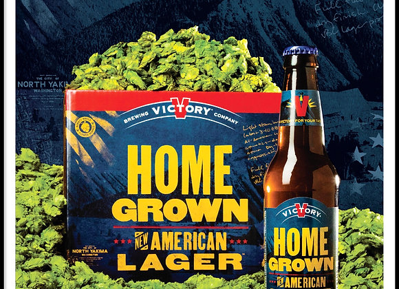Home Grown American Lager